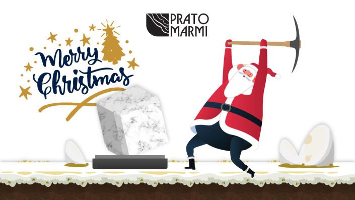 Auguri di Buon Natale - Prato Marmi